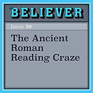 The Ancient Roman Reading Craze Audiobook