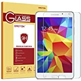 OMOTON Tempered Glass Screen Protector for Samsung Galaxy Tab 4 8.0,8-Inch, ONLY fits The SM-T330 Version,1-Pack