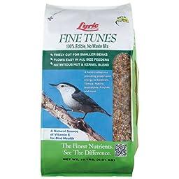 Lyric Bird Seed Fine Tunes No Waste Mix - 15 lb.