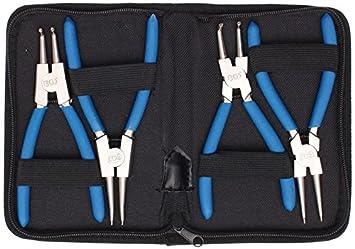 BGS technic 450 Juego de Alicates, 150 mm: Amazon.es: Bricolaje y herramientas