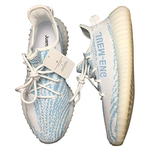 best sneakers 338a4 42761 Luxury Limited Light Blue Zebra Print Pattern Popular Off Brand Shoes  Without Original Box (10) - Buy Online in Oman.   juemeng Products in Oman  - See ...