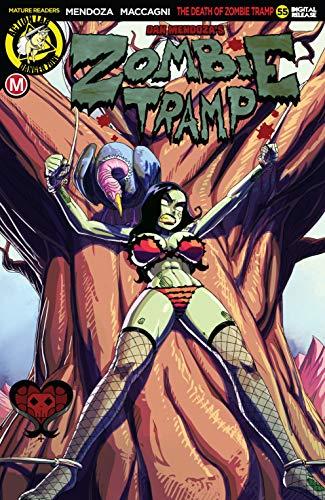 Zombie Tramp #55 por Dan Mendoza,Winston Young,Marco Maccagni