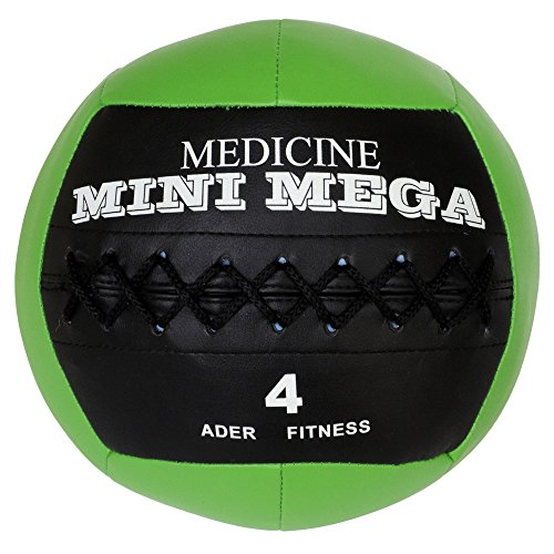 Ader Soft Mega Medicine Ball 2,3,4,5,6, 8,10,12,14,16,18,20,22,25 Lbs (4 Lbs)
