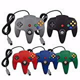 Shalleen NEW Long Controller Game System for Nintendo 64 N64 With 5 Colors