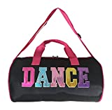 Girl's Nylon Dance Duffle Bag