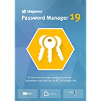 Steganos Password Manager 19 - Create and manage strong passwords! Windows 10 8 7 [Download]
