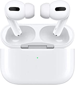 Auriculares Bluetooth 5.0 con reducción de Ruido Caja de Carga ligeraAuriculares IPX5 Impermeables Funciona con Auriculares Apple Airpods Pro Android/iPhone/Samsung: Amazon.es: Electrónica