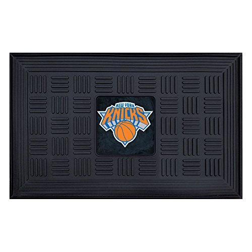 Fanmats Nba Mat - Fanmats 11420 NBA New York Knicks Vinyl Medallion Door Mat