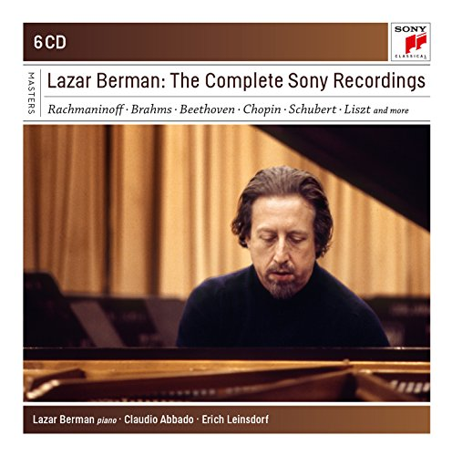 Price comparison product image Lazar Berman: The Complete Sony Recordings