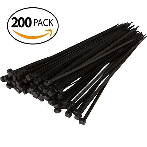 10 zip ties - 8