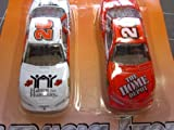1999 Action #20 Tony Stewart Pontiac Grand Prix 1:64 Home Depot/Habitat For Humanity Limited Edition 2 Car Set