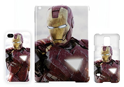 Irom man avenger iPhone 5 / 5S cellulaire cas coque de téléphone cas, couverture de téléphone portable