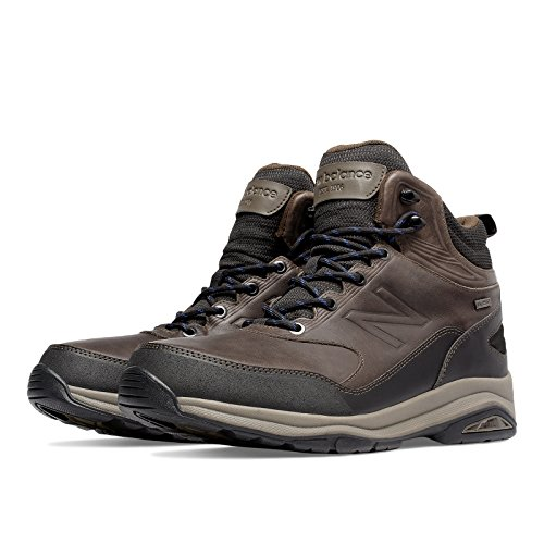 New Balance Men's MW1400V1 Trail Walking Shoe, Dark Brown, 12 4E US (Mens New Balance Shoes Hiking)
