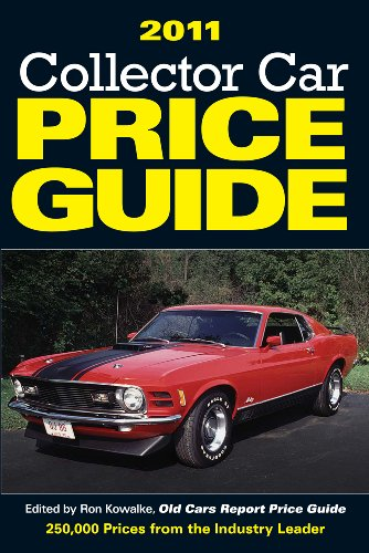 2011 Collector Car Price ()