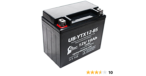Gel-Batterie Suzuki VZ 800 Intruder Marauder BJ 2005-2016 34//50//53 PS