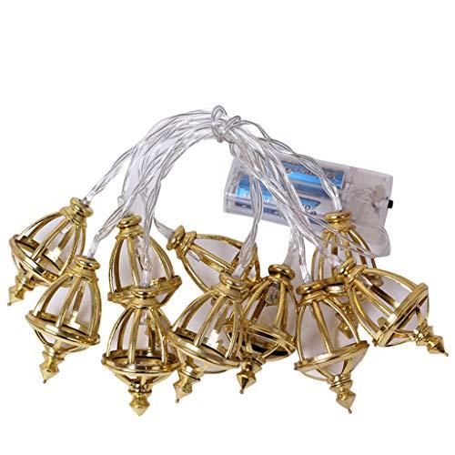 (Elaco Muslim Ramadan Eid Festival Light Strings LED String Lights Home Festival Party Festival Ourdoor Decor )