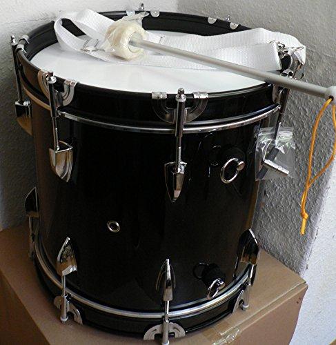 Basstrommel JWB-01 schwarz 14