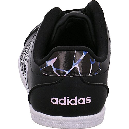 adidas Vs Coneo QT, Zapatillas Para Mujer Negro (Core Black/aero Pink S18)