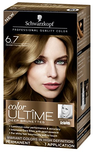 Schwarzkopf Color Ultime Hair Color Cream 6 7 Golden
