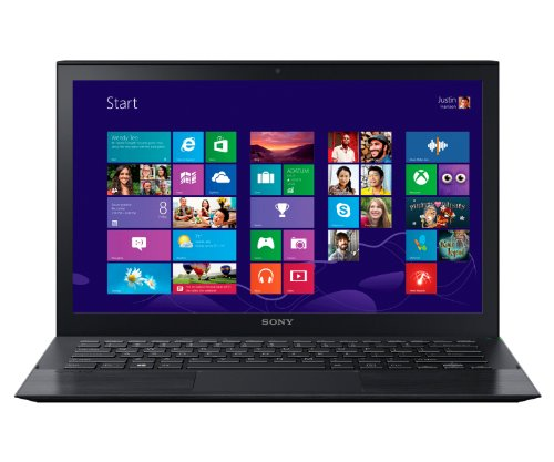 Sony VAIO Pro SVP1321HGXBI 13.3' LED (Triluminos) Ultrabook - Intel Core i7 i7-4500U 1.80 GHz - Black