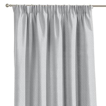 Dekoria Pencil Pleat Curtains 130 X 260 Cm 51 102 Inch