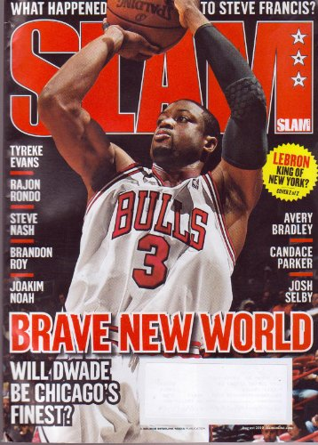 SLAM Basket Ball Magazine (Aug 2010) Brave New World