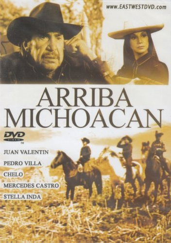 Arriba Michoacan [Slim Case] (Case Arriba Cases)