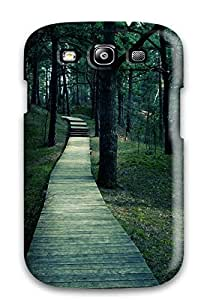 Defender Case With Nice Appearance (forest) For Galaxy S3