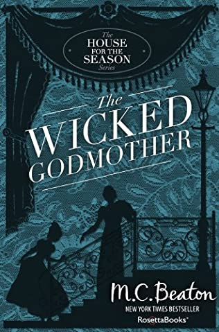 book cover of The Wicked Godmother