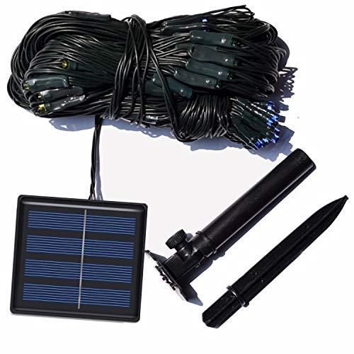 Outdoor Net Lights Solar Powered in US - 2