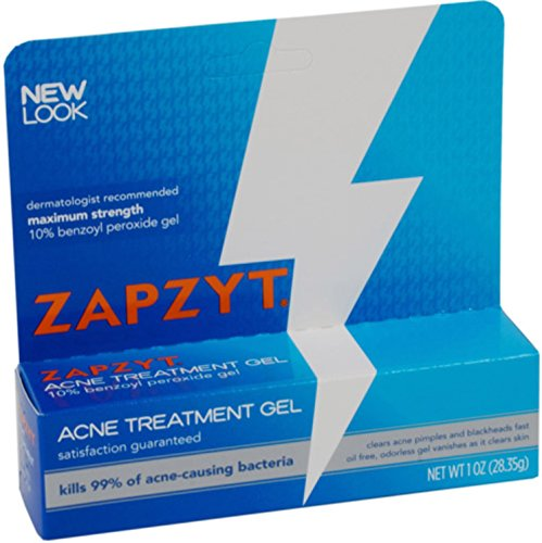 ZAPZYT Acne Gel 1 oz (Pack of 12)