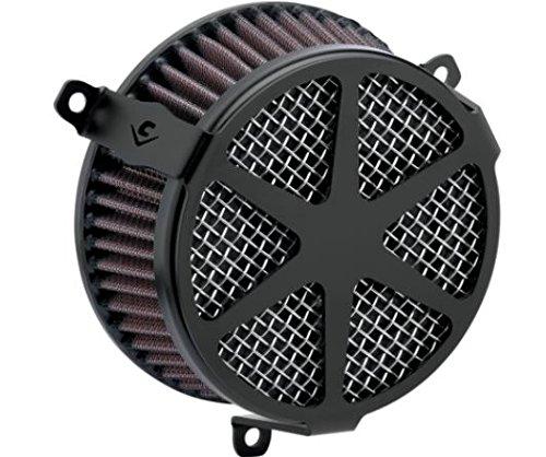 Cobra Air Cleaner Kit - Spoke (Black) for 14-20 Yamaha Bolt