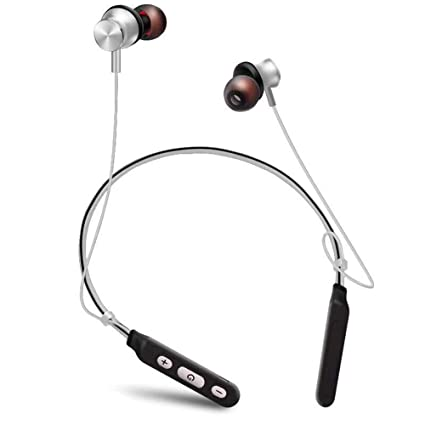 Gaowi Auriculares De Música Auriculares Inalámbricos Montados En El Cuello Auriculares Bluetooth Auricular Manos Libres Auriculares