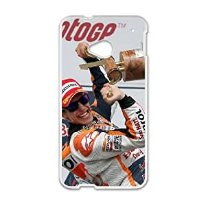 Marc Marquez For HTC One M7 Csae phone Case QYK579394