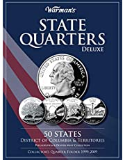 State Quarters 1999-2009 Deluxe Collector's Folder: District of Columbia and Territories, Philadelphia and Denver Mints