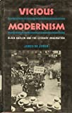 Vicious Modernism : Black Harlem and the Literary Imagination, De Jongh, James L., 0521326206