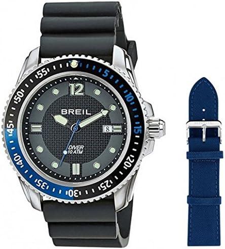 Breil Reloj de Cuarzo Man Oceano TW1423 47.0 mm