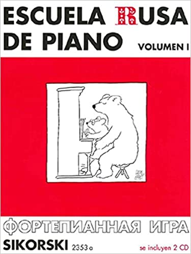 Escuela Rusa de Piano Vol.1 + 2 CD: Amazon.es: Alexei Nikolaiev, Piano: Libros