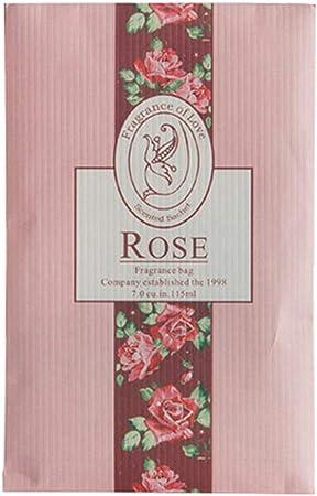 5 bolsas aromáticas con aroma de aroma, bolsa de ambientador, desodorante para coches, flores, para colgar ambientadores, ambientadores de coche, bolsa con fragancia para ropa, cajones, armarios, baños: Amazon.es: Hogar