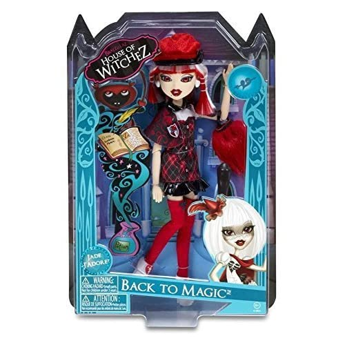 Bratzillaz House of Witchez - Jade J'Adore Back to Magic by MGA Entertainment