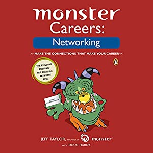 Monster Careers Hörbuch