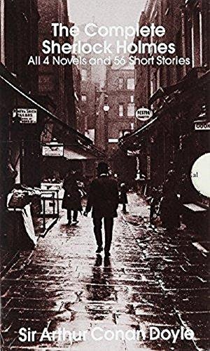 The Complete Sherlock Holmes-Box