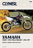 Yamaha YZ250 1994-1998 (Clymer Motorcycle Repair) by Penton Staff (2000-05-24)