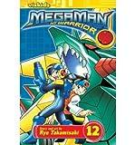 Megaman NT Warrior: Volume 12 [ MEGAMAN NT WARRIOR: VOLUME 12 ] by Takamisaki, Ryo ( Author ) Jul-03-2007 Paperback