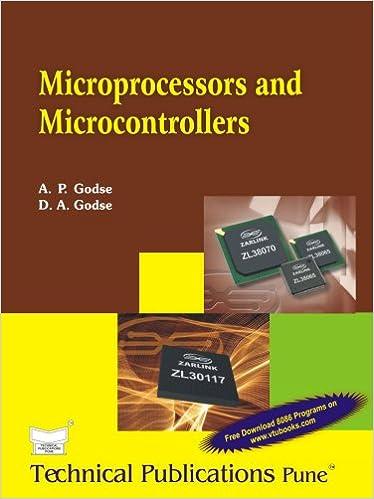 Microprocessors & Microcontrollers: Mrs  Deepali A Godse, Mr  Atul P