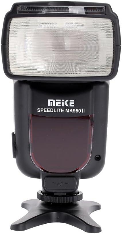 MEKE Flash mk950ii-c Upgrade Edition para Canon cámaras réflex ...