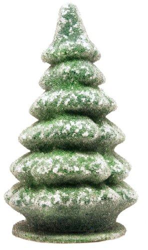 - Ino Schaller German Paper Mache Fir Tree Made in Germany