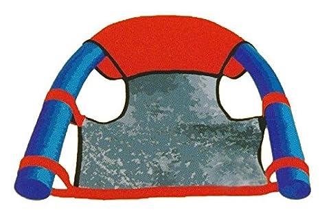 BECO 4 Aqua-Poolsitze mit Aqua-Nudel Sitz Hilfe lernen Pool Nudel