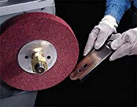 3M (MF-WL) Metal Finishing Wheel, 12 in x 2 in x 5 in 5A CRS [You are purchasing the Min order quantity which is 1 Wheels]