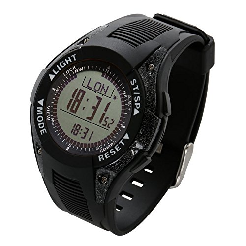 Digital Compass Sports Watch Barometer- Altimeter, Thermometer Stopwatch FR8202A Fr8202a